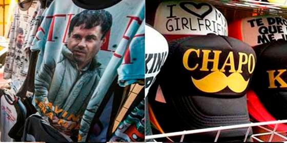 """Los derechos de la marca """"El Chapo"""": quiénes ganan dinero en México y el mundo con el nombre del narcotraficante"""