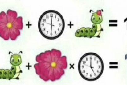 ¿Te atreves con el problema matemático que trae de cabeza a medio Twitter?