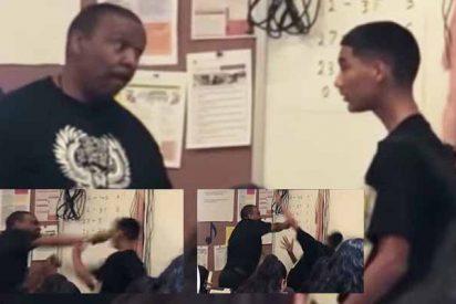 El maestro da una golpiza a un alumno y 'gana' 20.000 dólares
