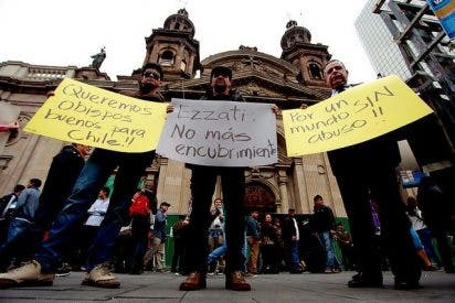 """Laicos chilenos proponen crear una """"Comisión de la Verdad"""" por los abusos en la Iglesia"""