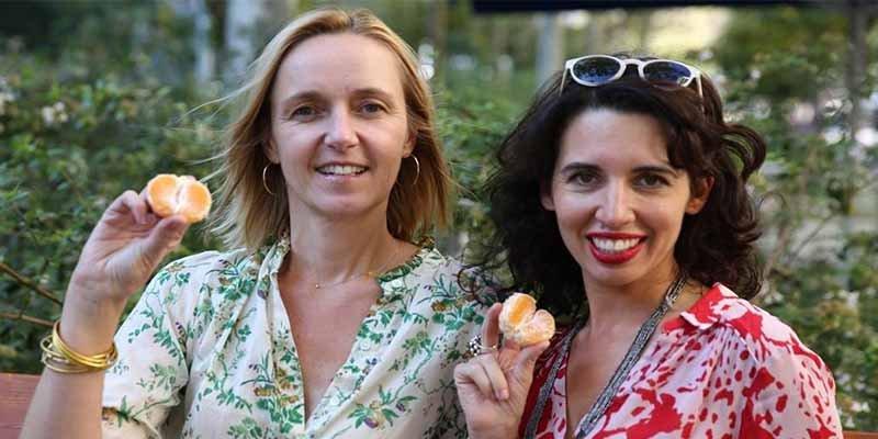 """Heidi Beroud-Poyet y Laura Beltran: """"Muchos hombres desconocen que tienen varios 'Puntos G' de placer"""""""