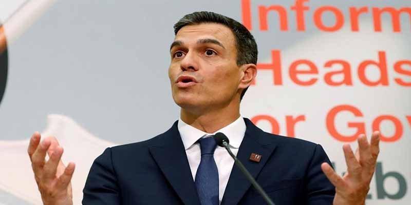 "Santiago Lopez Castillo: ""Sánchez; urbi et orbi"""