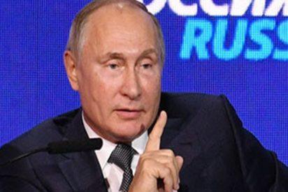 """Putin: """"Si el Gobierno de Ucrania exige bebés para desayunar, es probable que se los sirvan"""""""