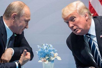 Trump planta a Putin en el G20 por la captura de barcos ucranianos ejecuta por Rusia