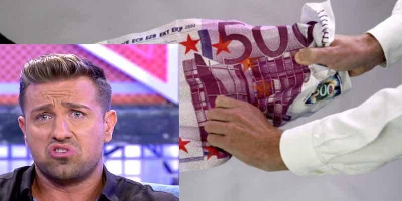 """Rafa Mora: """"He ganado mucho en la tele y soy millonario, pero también he fundido"""""""
