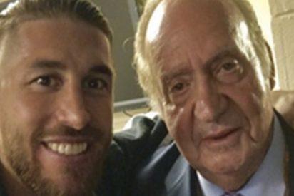 Juan Carlos I estuvo en el control antidopaje con Sergio Ramos en la final de Cardiff que 'Football Leaks' dice que dio positivo