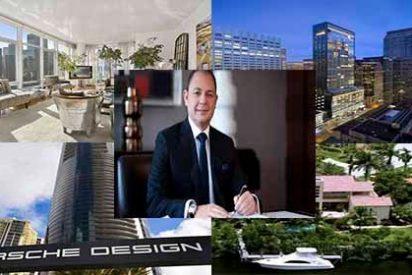 Las 24 propiedades lujosas que la justicia de Estados Unidos le confiscó al empresario chavista Raúl Gorrín