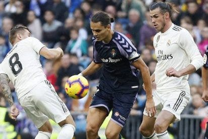 ¿Sabes qué jugadores fueron los más pitados por el Bernabéu?