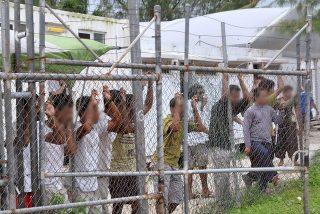 """La Iglesia australiana culpa al Gobierno del """"trauma"""" de los niños refugiados presos en Nauru"""