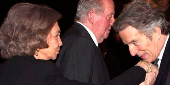 El nuevo amor del duque viudo de Cayetana de Alba que emociona a la reina Sofía