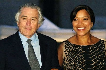 Robert DeNiro y su esposa Grace Hightower se han separado