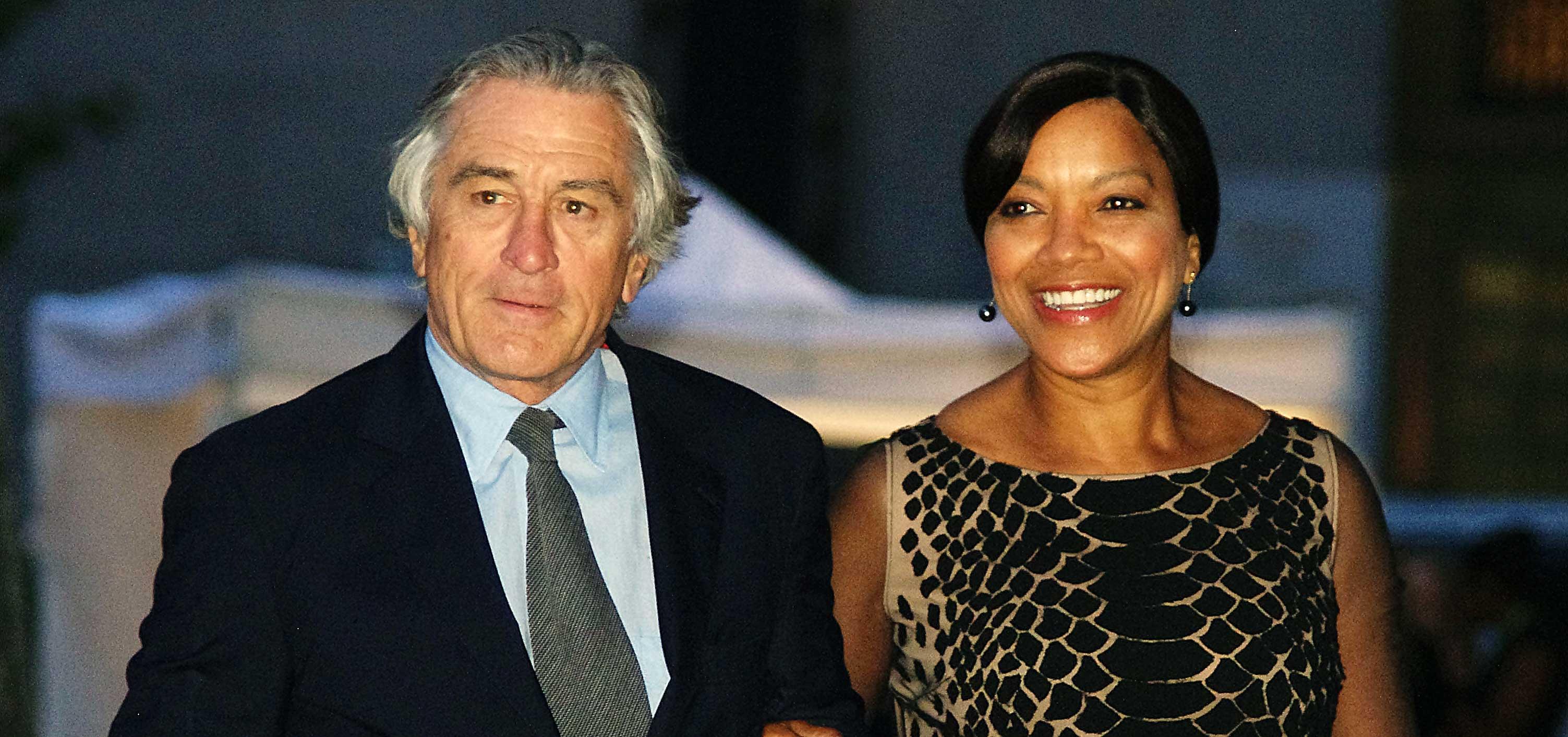 Robert DeNiro y su esposa Grace Hightower se han separado