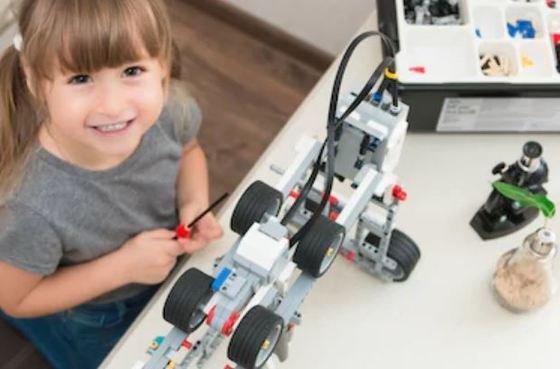 kit de robot para montar