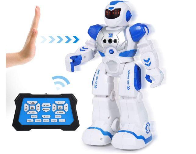 Robot de radiocontrol recargable SGIL