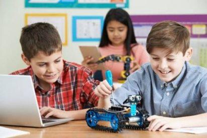 Robots para niños más vendidos en Amazon