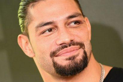 """La estrella de la WWE Roman Reigns abandona el ring: """"He estado once años viviendo con leucemia"""""""