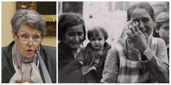 Rosa María Mateo, ¿veremos en TVE una pieza sobre el 80 aniversario del bombardeo republicano en Cabra?