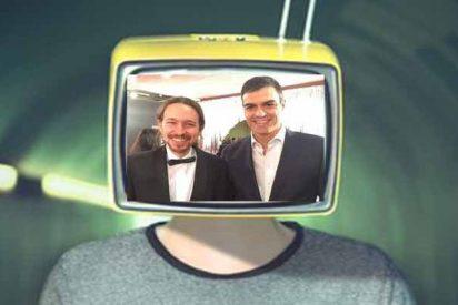 LA TVE de Pedro y Pablo vuelve a llamar 'presos políticos' a los golpistas catalanes en prisión