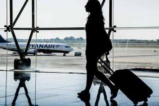 Las reservas de viajes internacionales caen en picado