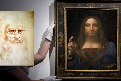 'Salvator Mundi', el cuadro de Leonardo da Vinci por el que pagó 450 millones un príncipe saudí, 'se ha perdido'