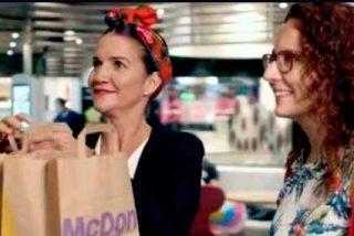 McDonald's retira su campaña de publicidad con Samantha Vallejo-Nájera