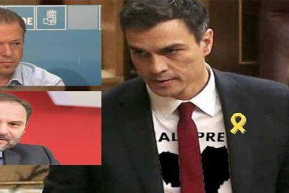Sánchez y el PSOE apoyan a sus socios: los proetarras que atacan a España y la Guardia Civil