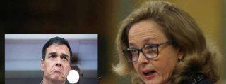 La ministra Calviño miente sobre su patrimonio y la Agencia Tributaria debe meterle mano ya