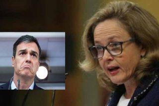 """La ministra Calviño no se enteró de nada y ocultó las alertas de sus técnicos: """"El impacto del coronavirus será poco significativo"""""""