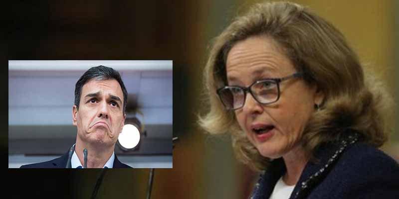 La caradura de Pedro Sánchez, las 'trampas' con Hacienda de la ministra Calviño y la subida de impuestos