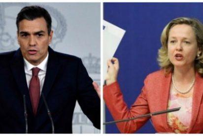 Pedro Sánchez se 'estrella' en su sueño de convertir a Nadia Calviño en la presidenta del Eurogrupo