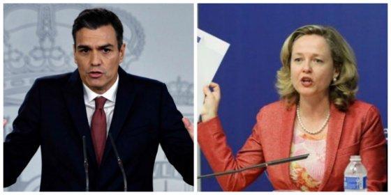 Sánchez, la Covid y Filomena llevan al PIB español a hundirse otro 0.5% en el primer trimestre de 2021