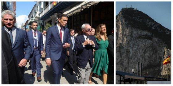Sánchez, metepatas por partida doble: blanquea al castrismo mientras se deja meter un gol con Gibraltar