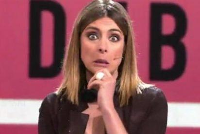 """Cabreo sin precedentes de Sandra Barneda en el Debate de 'GH VIP 6': """"¡Esto es insoportable!"""""""