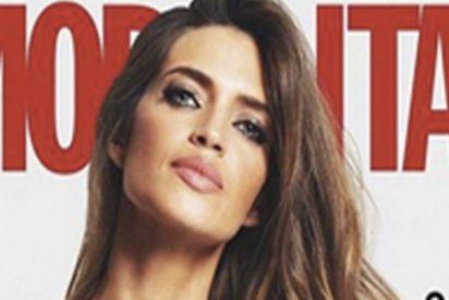 El cambio radical de 'look' de Sara Carbonero con el que pretende lanzar el típico mensaje manido