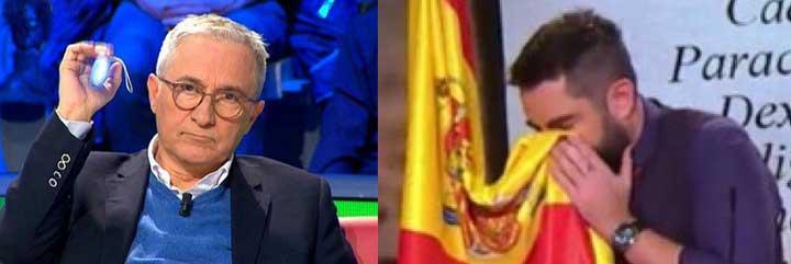Éramos pocos y...: el 'progre' Sardá se gana el sueldo que le paga Ferreras criticando a los españoles indignados con Dani Mateo