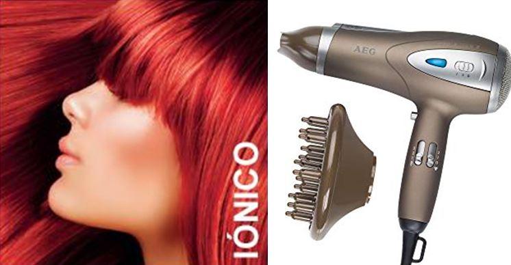 los secadores profesionales de peluquería - Secador AEG