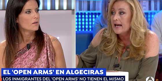 """Cristina Seguí se burla de su eterna rival: """"Tras este comunicado de Marchena quedará Elisa Beni para presidir el Tribunal Supremo"""""""