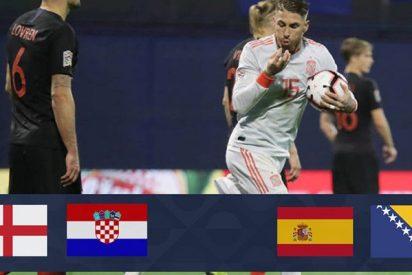 La Selección Española jugará en Wembley una final...y en Gran Canaria un bolo