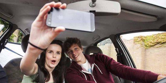 Aprueba el examen de conducir y le quitan el carnet a los 49 minutos