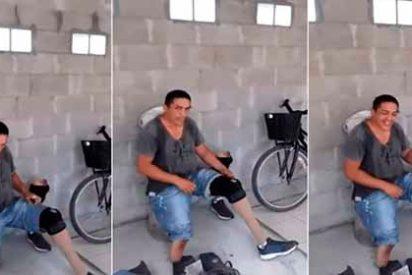 Un niño de 10 años asesina a puñaladas a su padre en silla de ruedas luego de verlo apalear a su madre