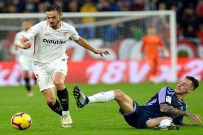 El Sevilla se coloca líder de la Liga, por delante de Barça y Atlético de Madrid