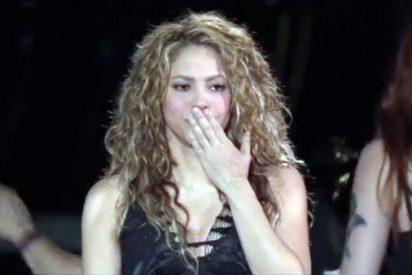 ¿Por qué Shakira rompió en llanto en pleno concierto?