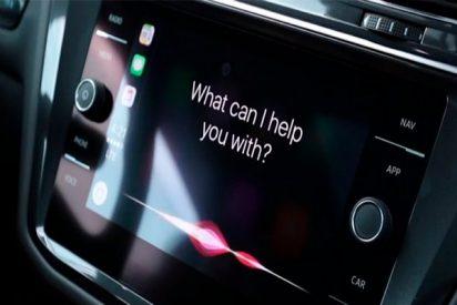 La asistente virtual `Siri´ controla funciones de los nuevos Volkswagen