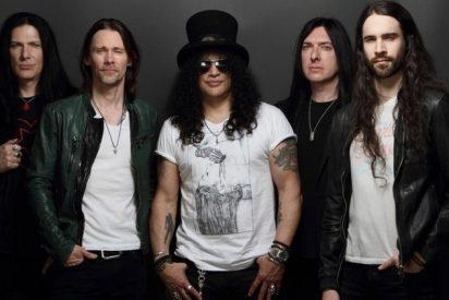 Slash, el guitarrista de Guns N' Roses, rockeará en Argentina