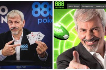 Carlos Sobera presta su imagen para una casa de apuestas y las redes dejan su prestigio en números rojos