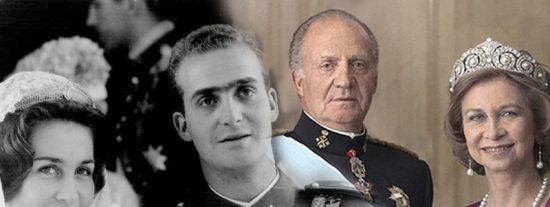 Todo indica que la Reina Sofía y el Rey Juan Carlos solo se juntan para la foto