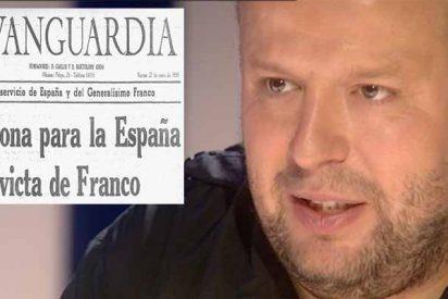 """Salvador Sostres: """"Franco no habría durado 40 años sin el apoyo entusiasta de los catalanes"""""""