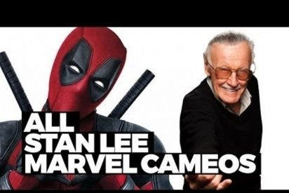 Los cameos del legendario Stan Lee en películas como Spiderman y Los Vengadores