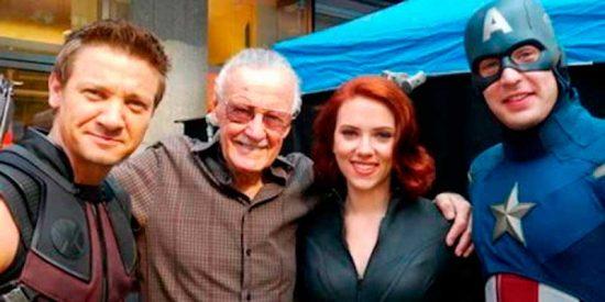 Stan Lee rodó su cameo en 'Los Vengadores 4' antes de su muerte