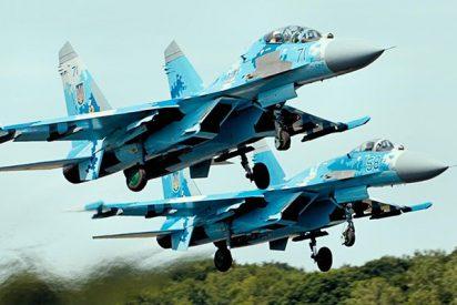 Los rusos interceptan a un avión espía de EE.UU. sobre el mar Negro